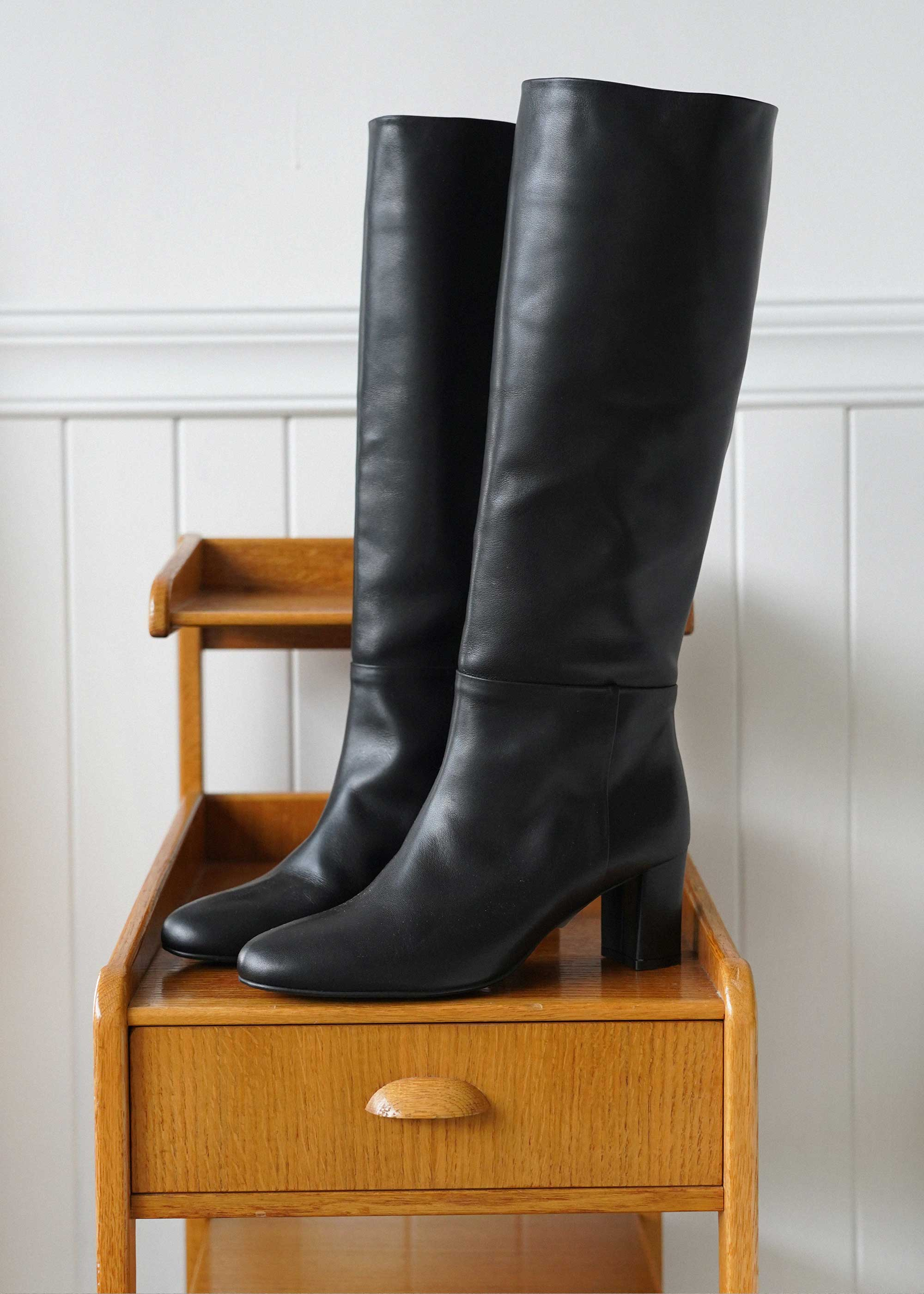 BODIE LONG BOOTS [BLACK]